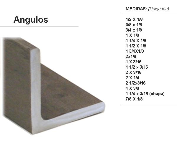 Hierros lavallol - Angulos de hierro ...
